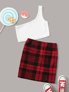 Girls Two-Piece Outfits Tween Fashion, Girls Fashion Clothes, Teen Fashion Outfits, Outfits For Teens, Girl Fashion, 2 Piece Outfits, Two Piece Outfit, Cute Casual Outfits, Pretty Outfits