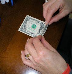 Honey I'm Home: Making a Money Lei