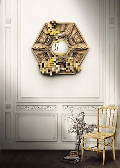 Piccadilly Mirror Exclusive Furniture