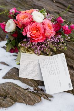 Photography: Koby & Terilyn Brown, Archetype - ArchetypeStudioInc.com  Read More: http://www.stylemepretty.com/2014/10/23/snowy-winter-central-park-vow-renewal/