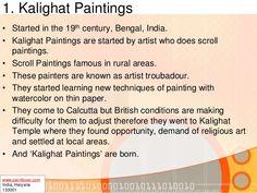Kalighat Paintings