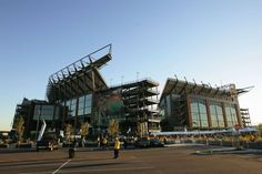 Philadelphia Lincoln Financial Field has been the Philadelphia Eagles' home field since 2003. Located in the team's home city, the 69,600-capacity stadium was designed by the New York-based firm NBBJ.