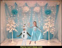frozen costume Frozen Anna Elsa Deluxe Girl's Costume Frozen birthday party decorations