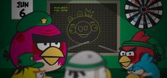 Create an Angry Birds Parody in Illustrator | Abduzeedo | Graphic Design Inspiration and Photoshop Tutorials