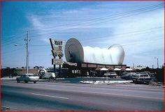 Wagon Ho ! Then became Boast Dodge Car Dealership. U.S. 41 near Cortez Road Bradenton.