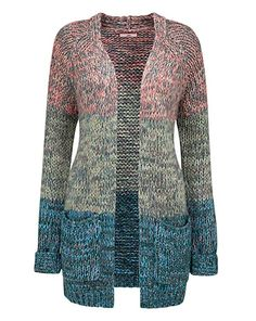 Yummy new Joe Browns Rainbow Cardigan. Super cosy... had to buy to help battle against the 'Beast from the East' :D xxx