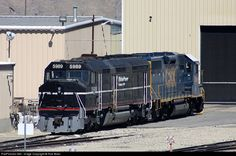 RailPictures.Net Photo: MPEX 5989 Motive Power Industries EMD F45 at Boise, Idaho by Rob Boes