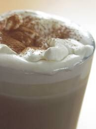 Protein Shake: Chai Latte (Pam style!)