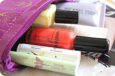 Ipsy Glam Bag Unboxing and Review: August 2013 | Glamorable!