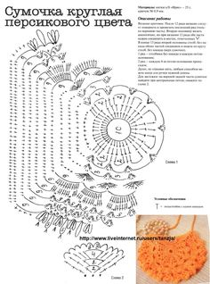ergahandmade: Crochet bag (2) + Diagrams
