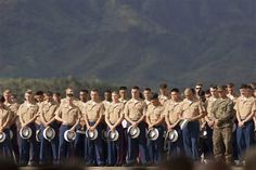 Deaths: Jan 14, 2016: A memorial service for the 12 U.S. Marines who died when their helicopters crashed off the North Shore of Oahu, Hawaii, Friday, Jan. 22, 2016, at Marine Corps Base Hawaii.Military members and families gathered for the memorial service at Marine Corps Base Hawaii in Kaneohe after the status of the dozen missing Marines changed to deceased following five days of searching.