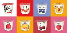 With Danone's mission to bring healthy food to as many people as possible,  they identified the opportunity to develop a truly great tasting Greek  Style yogurt brand with real fruit pieces.