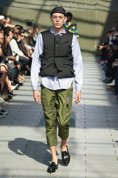 6c9376bd2a775 junya watanabe spring summer 2019 collection runway paris fashion week mens  Paris Fashion