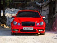 Mercedes-Benz Tuning Blog: Mercedes-Benz W210 E50 AMG