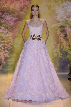 Zuhair Murad Haute Couture-Spring 2014