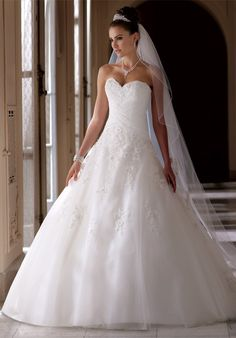 David Tutera for Mon Cheri 113219 Millie Wedding Dress - The Knot