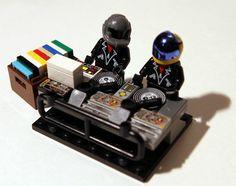 LEGO Daft Punk : LEGO Daft Punk | Sumally (サマリー)