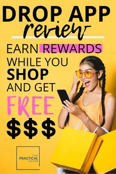 s the DROP APP legit and safe? What is it and how does it work? Do you want to earn extra money when you shop? Read my personal and honest experience & find out how much $$$ I earned! Start earning cash-back today, click now! Ways To Save Money, Money Tips, Money Saving Tips, How To Make Money, Make Money From Home, Make Money Online, Finance Tips, Finance Blog