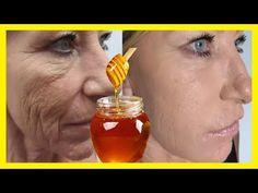 La miel de abeja sirve para eliminar todas las arrugas de tu rostro - YouTube