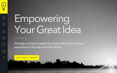 Electrik - Website of the day