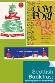 Christmas is traditionally a time of giving and, in the spirit of the season, I want to further awareness of four bookish. Stephen Graham, Bill Bailey, Point Of View, Aberdeen, Writers, Charity, Scotland, Novels, Memories