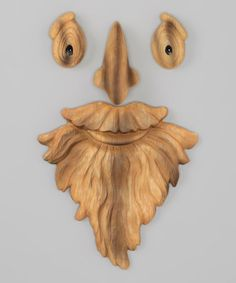 Take a look at this Old Man Tree Face by Red Carpet Studios on #zulily today!
