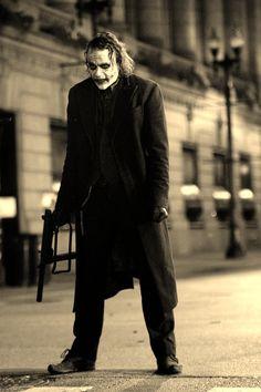 Joker, Batman The Dark Knight