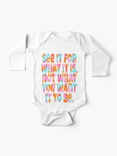 Purple Green and White Plaid Cool Ombre Fade Grunge Kids Bleached Light Cotton Long sleeve Onesie 6 Months Boho