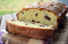 Cherry Almond Pound Cake