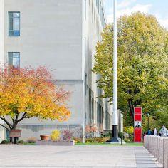#bostonuniversity #campus #marshchapel #fall #boston by johnwesly