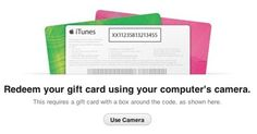 Assistive Technology Blog: iTunes 11 Feature Helps Visually Impaired Redeem Gift Cards
