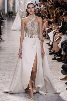 Alta costura de Elie Saab, uma ode ao mundo árabe! - Fashionismo
