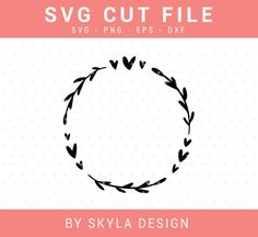 Floral heart wreath svg cutfile flourish clipart for cricut and silhouette - Lilly is Love Giveaways, Free Monogram, Monogram Frame, Silhouette Cameo Projects, Silhouette Curio, Freebies, Monogram Wreath, Heart Wreath, Cricut Creations