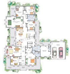 The Richmond floor plan - Download a PDF here - Paal Kit Homes offer easy to…
