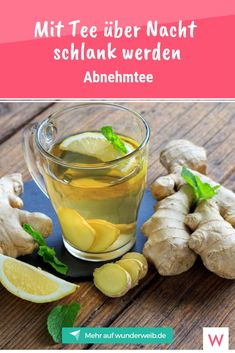 Weight Loss Tea: Get slim overnight - # # detoxdiät . - Weight Loss Tea: Get Lean Overnight – # # detox diet # - Weight Loss Tea, Weight Loss Drinks, Lose Weight, Dieta Paleo, Diet And Nutrition, Healthy Smoothies, Healthy Drinks, Easy Healthy Recipes, Easy Meals