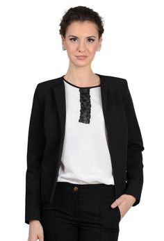 Blazer dama Estela Blazer, Jackets, Fashion, Lady, Down Jackets, Moda, Fasion, Blazers, Suit Jackets