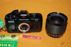 ASAHI PENTAX auto110 superボディー& 20-40mm F2.8 ZOOMレンズ付き・ 一眼レフカメラ1983年式 - ぱれっとストア ◎ Palette Store Laos, Binoculars
