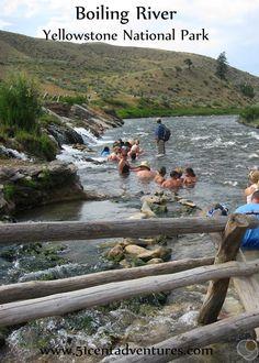 Yellowstone Vacation, Yellowstone Park, Yellowstone Hot Springs, Vacation Trips, Vacation Spots, Vacations, Vacation Ideas, Salt Lake City, Yellowstone Nationalpark
