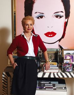 Carolina Herrera talks personal style