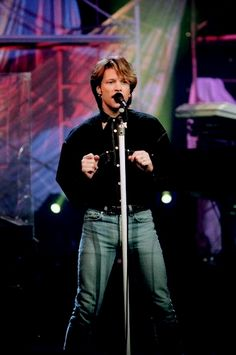 Still rainin but the Jovi keeps me smiling! — Arrr, 1992 - one of my favourite years - when...