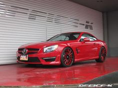 Mercedes Benz SL63 AMG by Office K Picture www.autocarfashion.com
