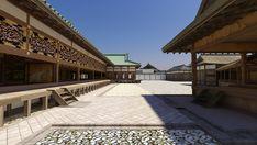江戸edo 江戸城と本丸御殿 御殿 日本の城 城