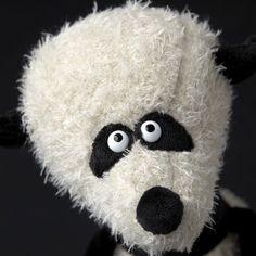 Amazing panda softie from Germany's Sigikid, love him! #kids #estella #gifts #softies #stuffed #animals #toys