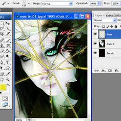 Aprende a aplicar fácilmente el efecto de espejo roto a cualquiera de tus fotos