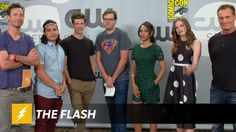 #TheFlash   Comic-Con 2015 Q&A: Part 1   The CW