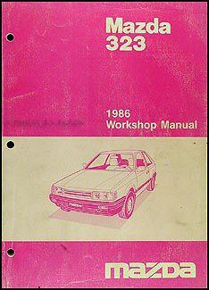 Mazda 323 i solved the problems at idle mazda 323 repairs 1986 mazda 323 repair manual original fandeluxe Images