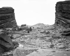 Red Rocks!!! In the early 1900's !  Before the music played!