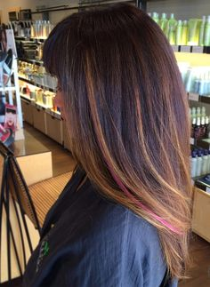 40 Latest Root Beer Hair Color Trends 2018 for Women