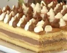 Postre pastelero multicolor  http://www.cocinerosargentinos.com/?menu=recetas=16=489