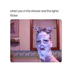 Funny When The Lights Flicker